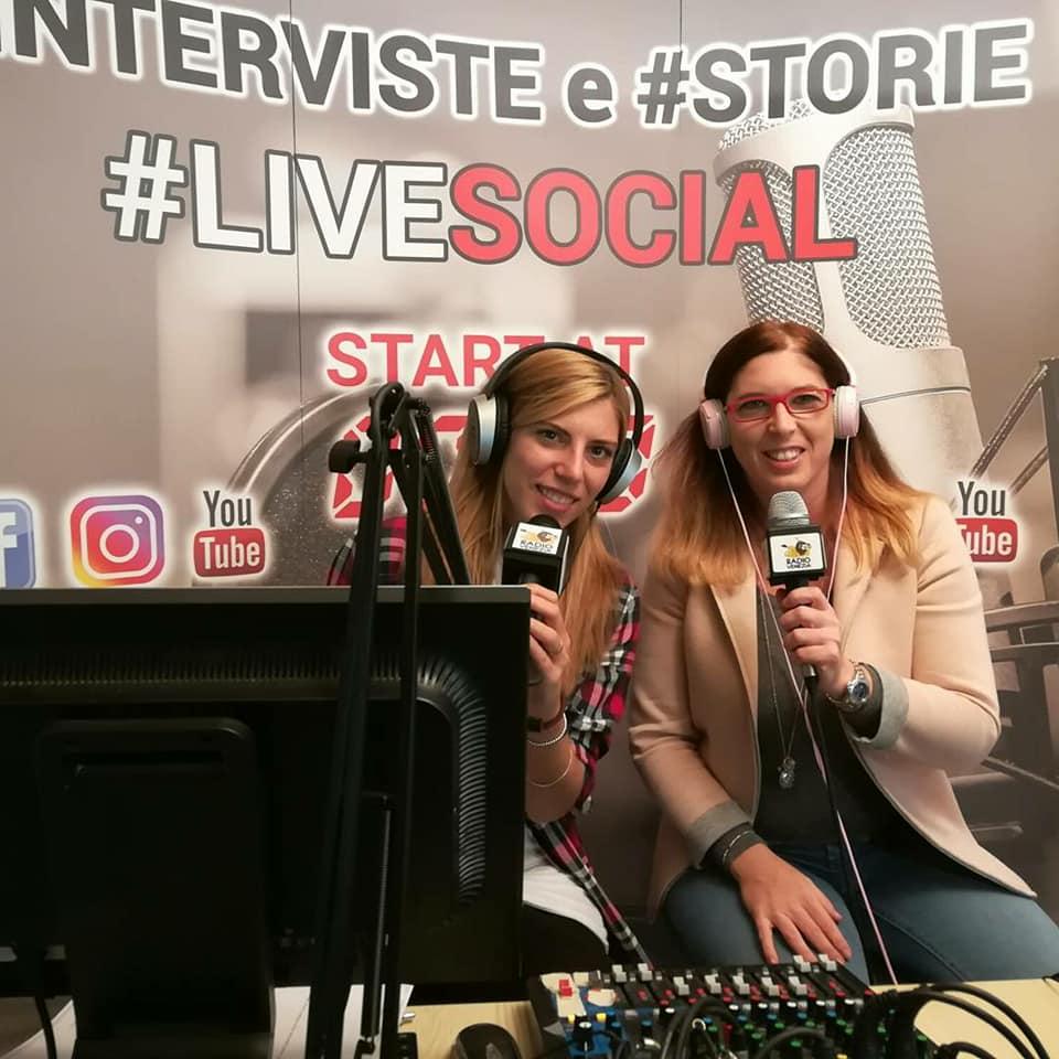 intervista a radio venezia