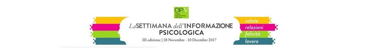 settimana dell'informazione psicologica