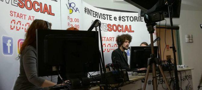 Intervista a Radio Verona