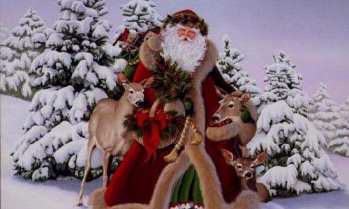Pausa festività natalizie.