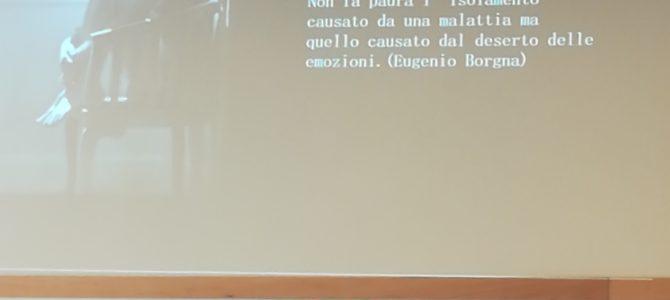 Conferenza sul Ritiro Sociale.