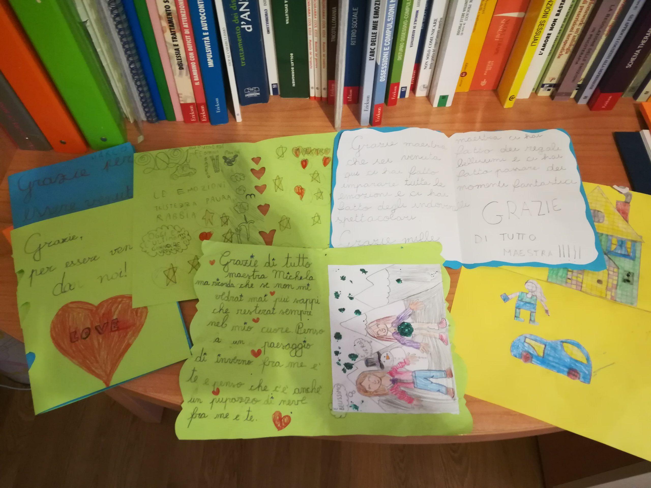 Psicoeducazione delle emozioni con i bambini della scuola primaria.